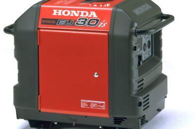 Genset Mini Honda Menjadi Primadona Masyarakat Indonesia