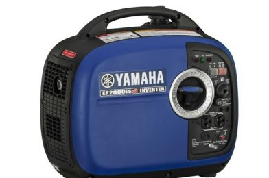 Yamaha Juga Punya Genset Inverter, Ini DIa Contohnya