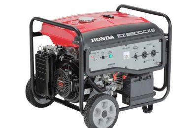 Seri Genset Honda Untuk Para Pecinta Petualangan